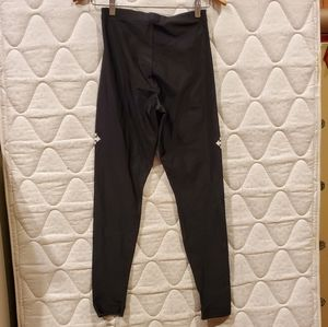 Descente Black Athletic Pants